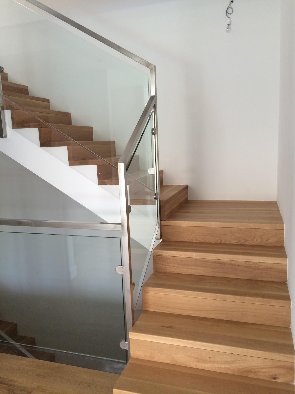 el carpintero escalera en roble sin bocel sin rodapie On rodapie escalera