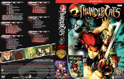 Thundercats Series on Hip Variety  Thundercats  2011 Tv Series