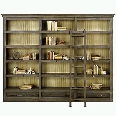 Estanter as y librer as muebles para sala o - Estanterias para librerias ...