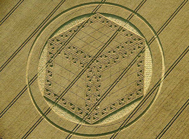 1er Crop Circle de Inglaterra en el 2012 20120831+1