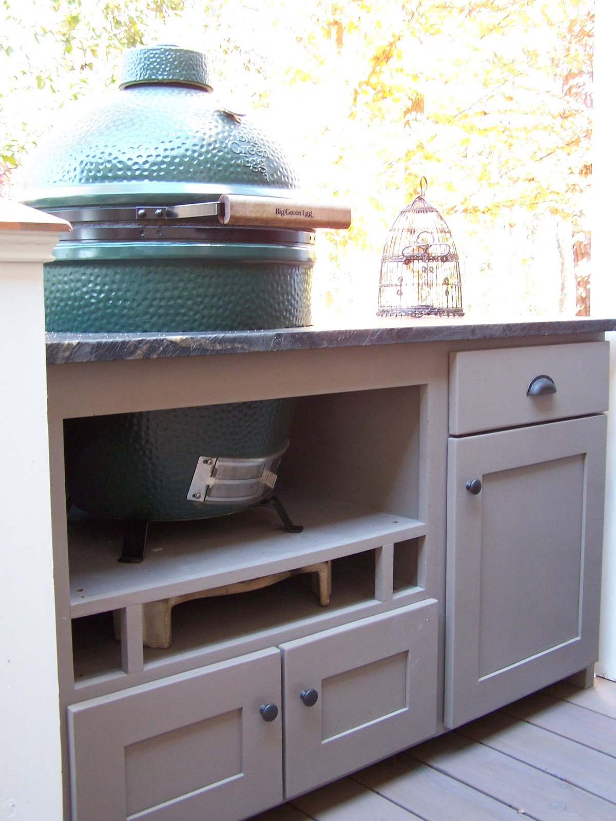 Every Site With A Big Green Egg Is A Challenge