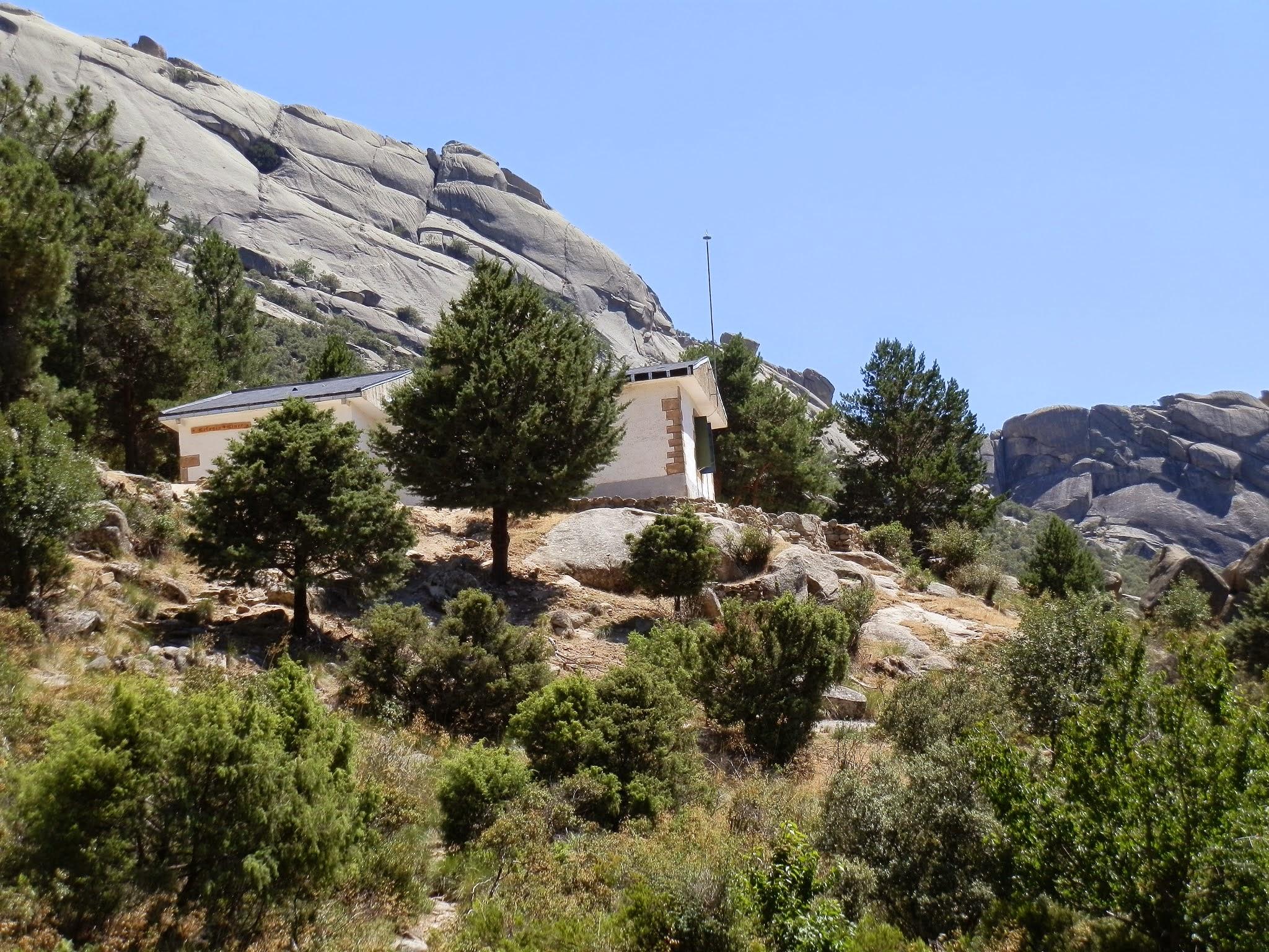 Refugio Giner, la pedriza