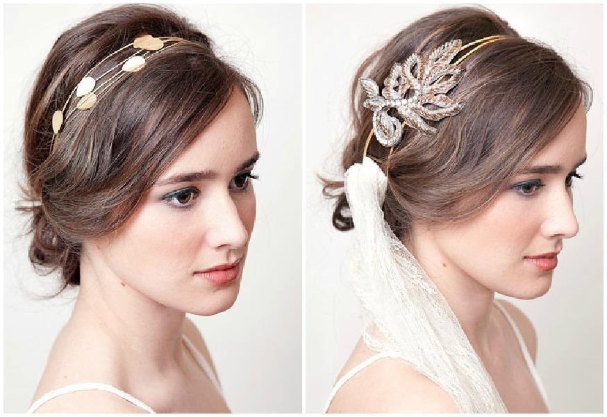 diademas para novias modernas a todo confetti blog de On diademas modernas