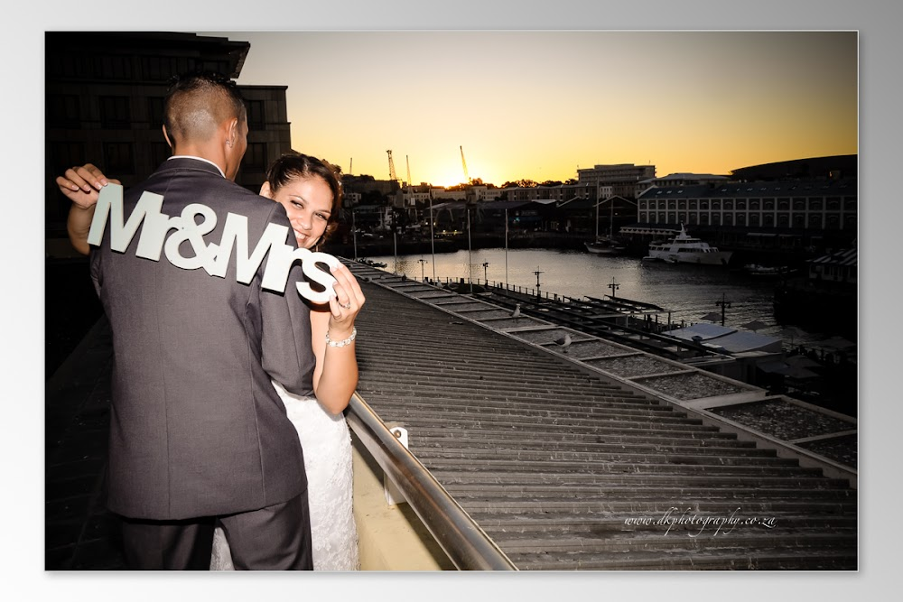 DK Photography Slideshow+DVD-301 Tania & Grant's Wedding in Waterfront | Atlantic Imbizo  Cape Town Wedding photographer