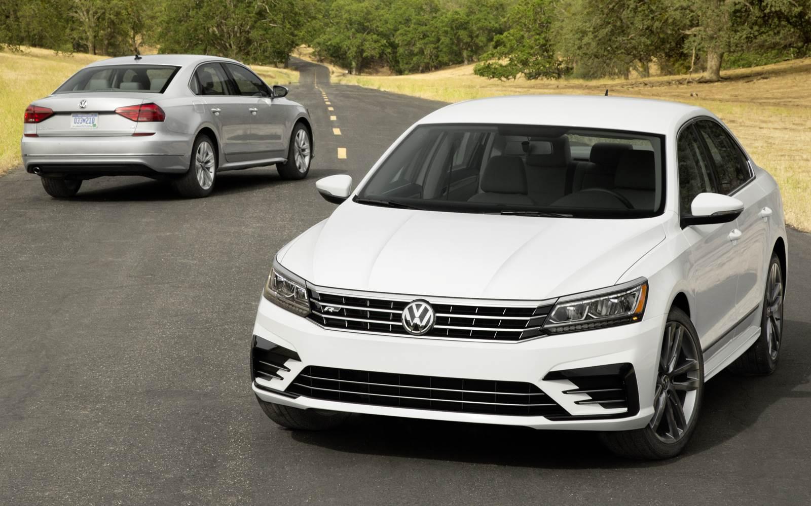 VW Passat 2016 R Line