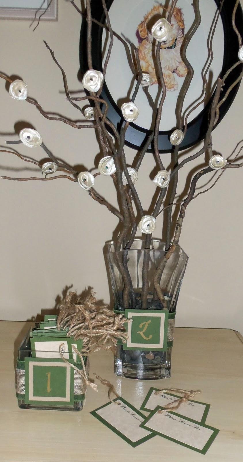 Larissa Hill Designs: Wedding Wish Tree