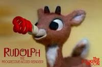 Progressive Rudolph