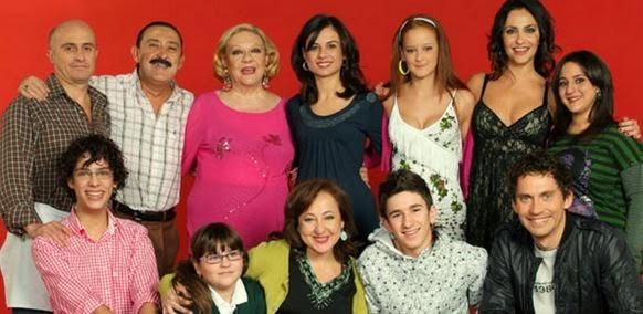 Series longevas en la televisión española