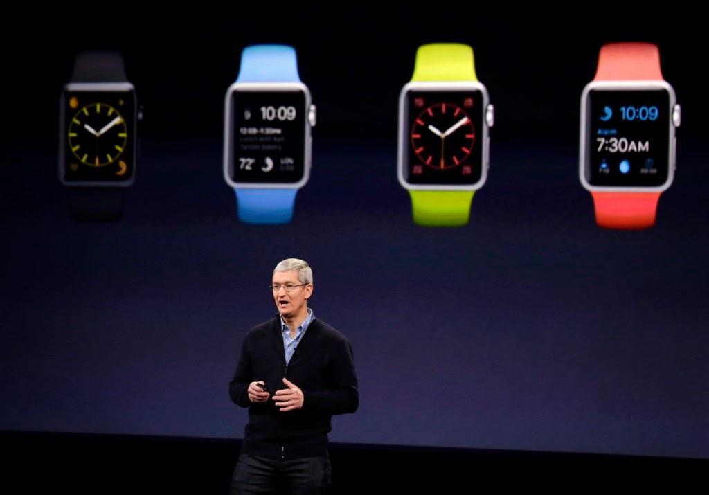 Tim Cook, Apple, jótékonyság, adomány, Apple Watch