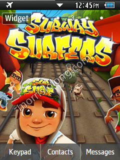 Themes for a Phone - Corby 2 Theme Subway Surfers Game Theme