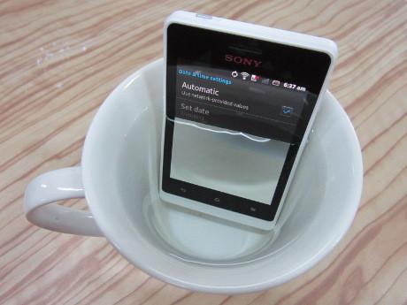 Sony Xperia Go resmi beredar di Indonesia Sony Xperia Go: Ponsel Android Tahan Air, Debu, Benturan