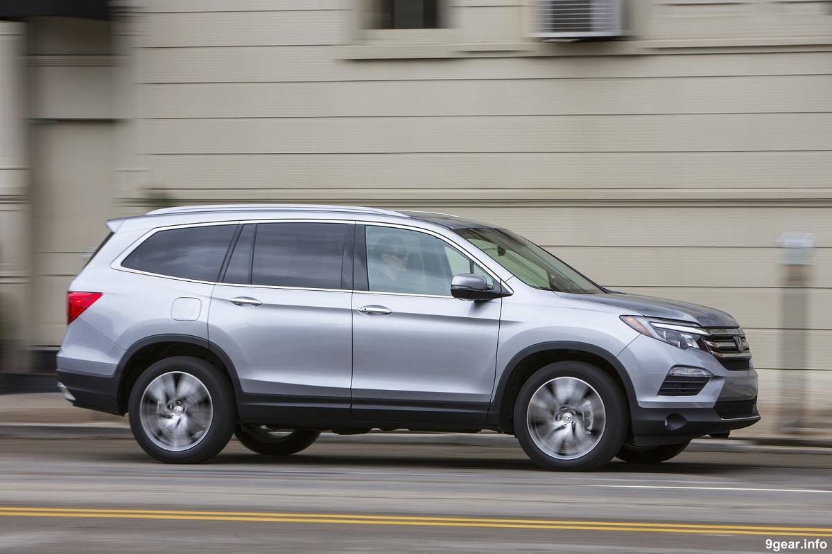 all new 2016 honda pilot suv car reviews new car