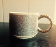 sparkly starbucks mug *dreamy*