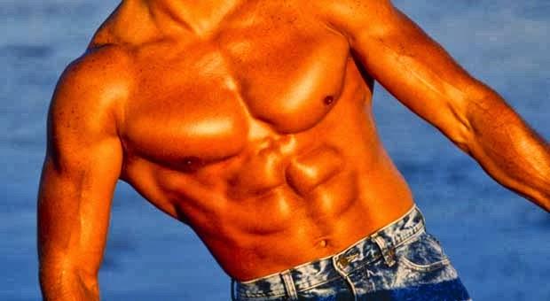 7 Fakta Terselubung Tubuh Pria