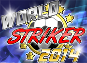 World Cup 2014 Striker