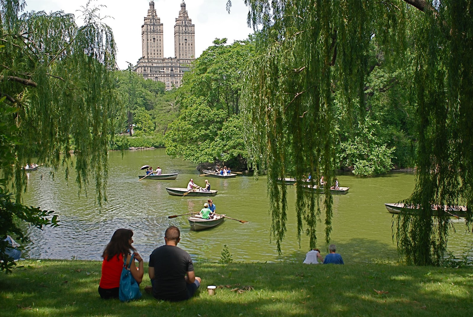 10+ Things to Do in Central Park (#5 is my personal favorite)
