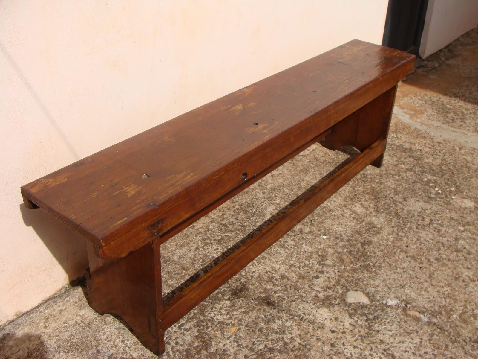 Ambiente Bariri: Reforma em banco de madeira #B25719 1600x1200