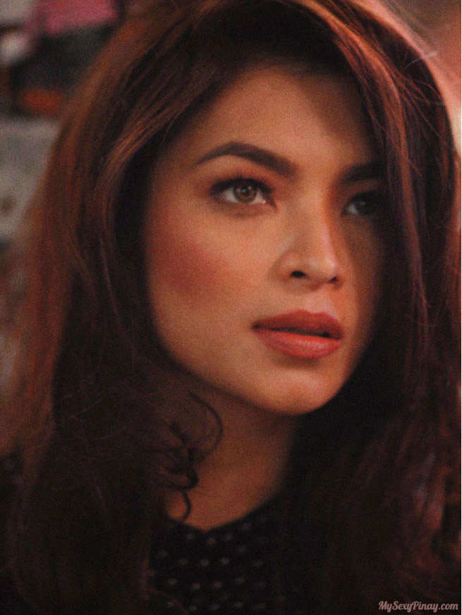 angel locsin in latest rogue issue 06