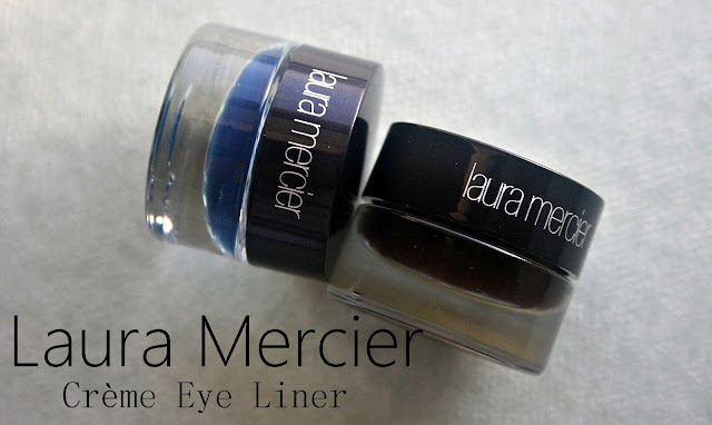 Laura Mercier Creme Eye Liner in Indigo & Espresso Review, Photos & Swatches