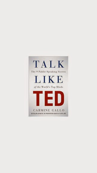 Amazon: Buy Talk Like TED at Rs.431 :buytoearn