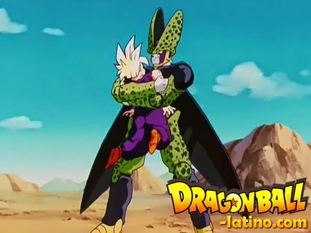 Dragon Ball Z capitulo 183