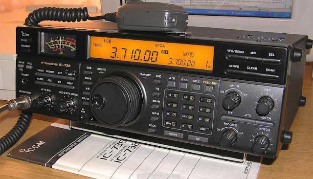 Icom IC-738