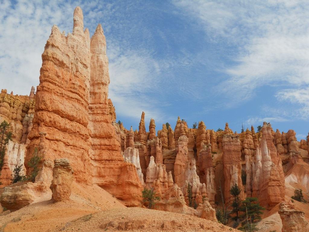 Di qua e di la bryce canyon utah stati uniti for Ranch a forma di l