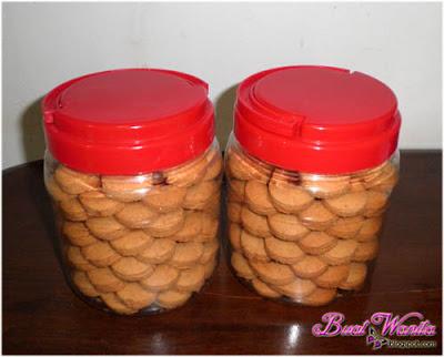 Cara buat biskut mentega kacang. Resepi biskut kacang mazola sedap rangup