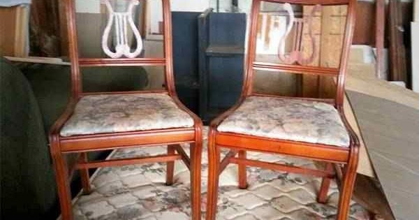 lyre back dining chairs okc craigslist okc craigslist garage sales