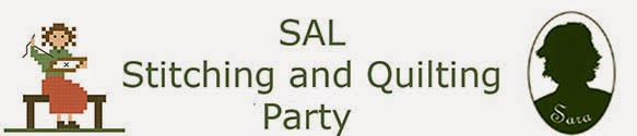 "SAL ""Stitching and Quilting Party"""