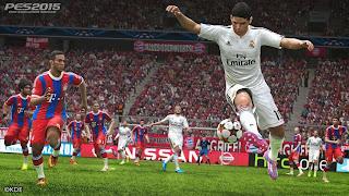 Pro Evolution Soccer 2015 Full Crack Reloaded