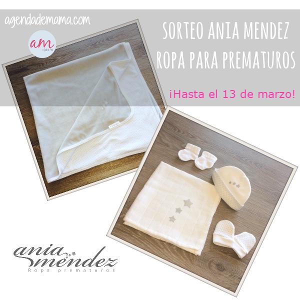 Sorteo ropa Ania Méndez