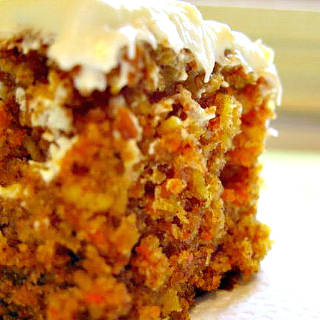 Carrot Cake With Crushed Pineapple Recipe Uk