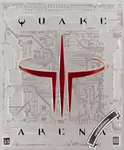 Quake 3 Arena Cover, Poster