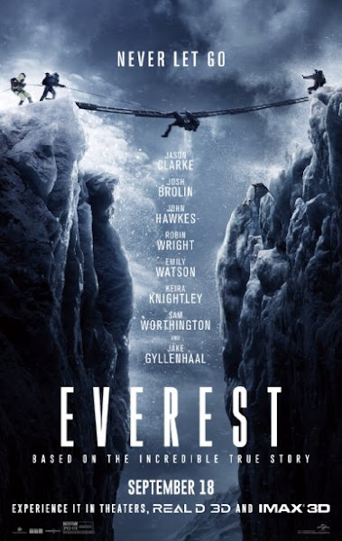 Poster of Everest 2015 720p HDRip Dual Audio