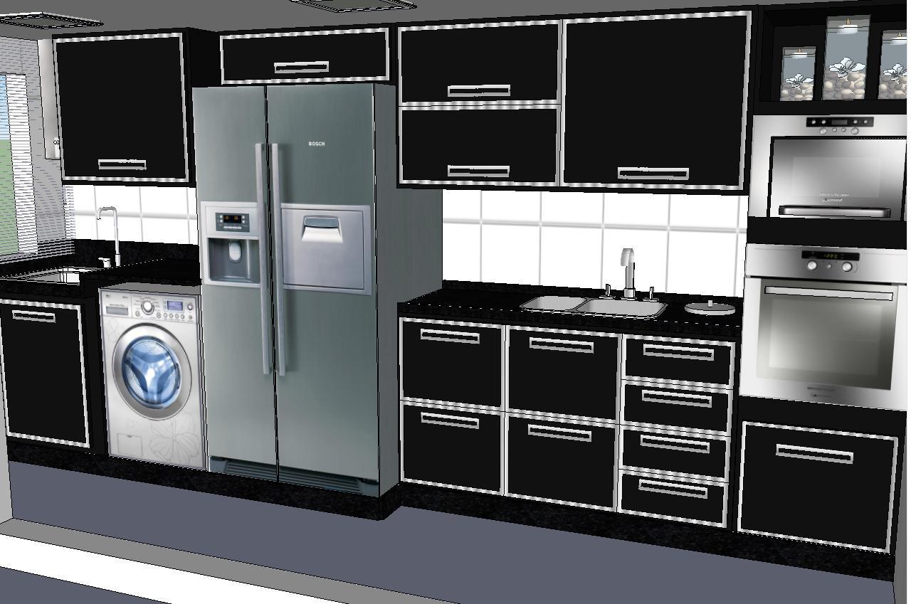 J E Al Ap 303 Cozinha