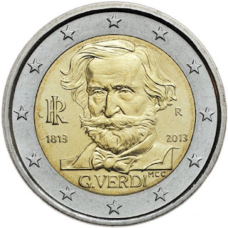 2 euro Italy 2013