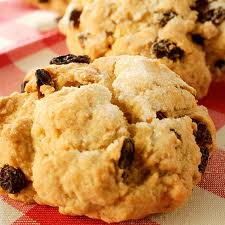 Low Fat Rock Cakes