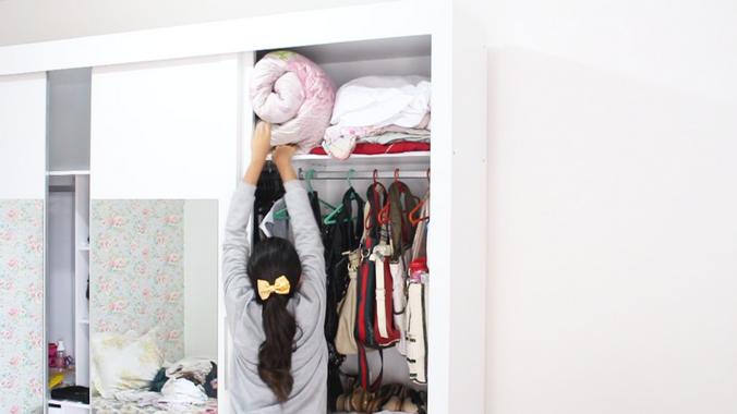 como arrumar seu quarto músicas