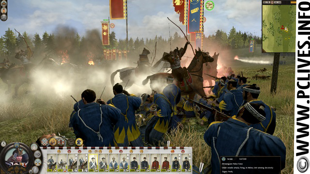 download Total War Shogun 2 Fall of the Samurai full version pc game