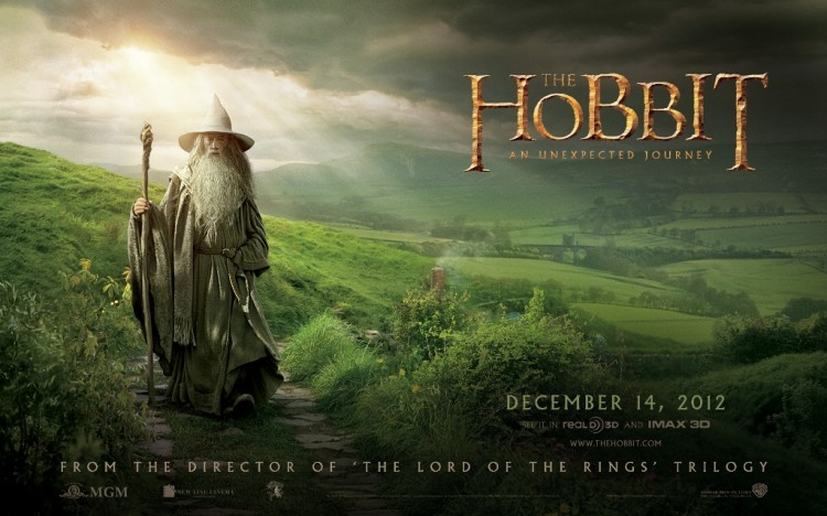 The Hobbit Movie Trilogy Release Dates