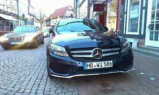 New-Mercedes-Benz C-Class-W205-Sedan-Photos