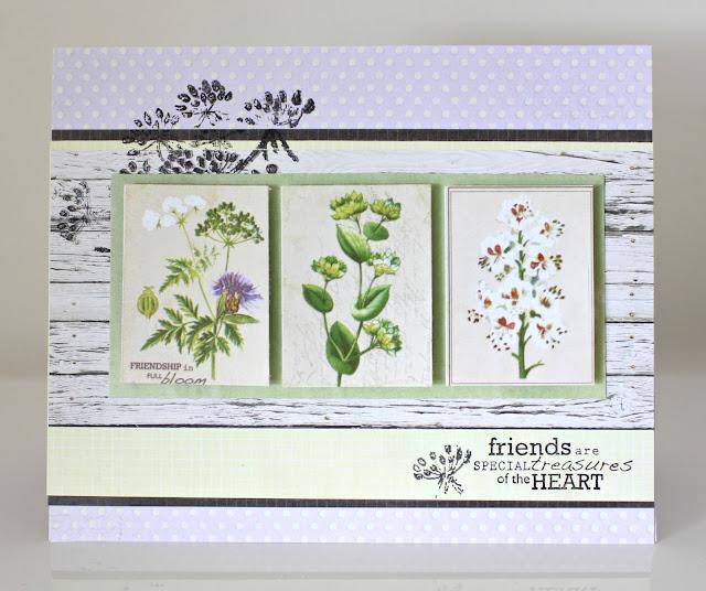 Kaisercraft Botanica Card