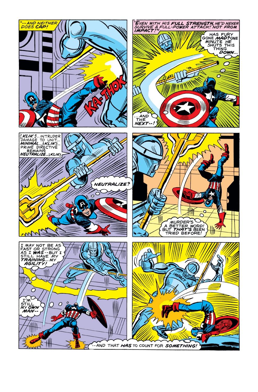 Captain America (1968) Issue #226 #140 - English 7