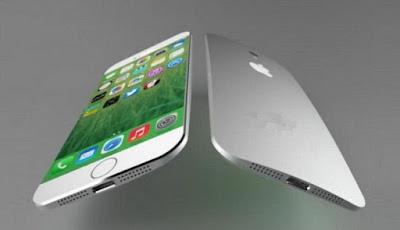 ايفون 7 جديد من  شركة ابل لا يحتاج الى شحن