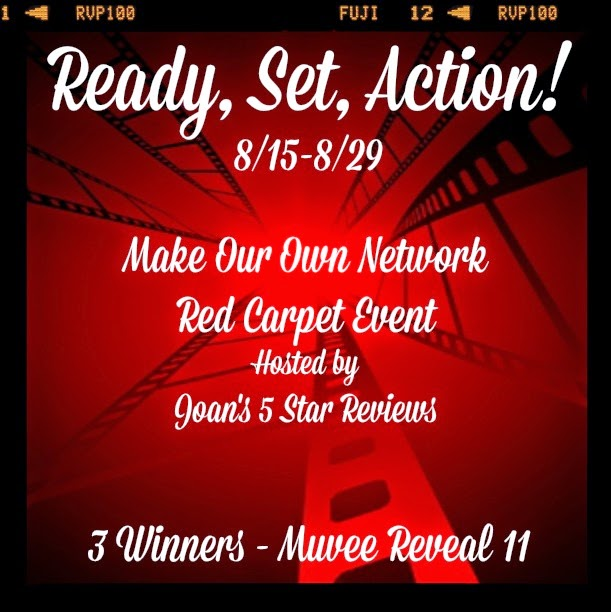Enter the Ready, Set, Action Giveaway. Ends 8/29.