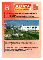 Onzekere toekomst voor BASF medewerkers. (sept 2010)