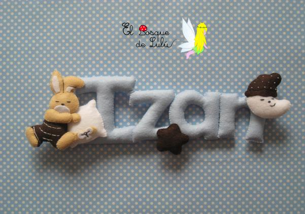 nombre-fieltro-Izan-decoración-infantil-detalle-nacimiento-personalizado-regalo