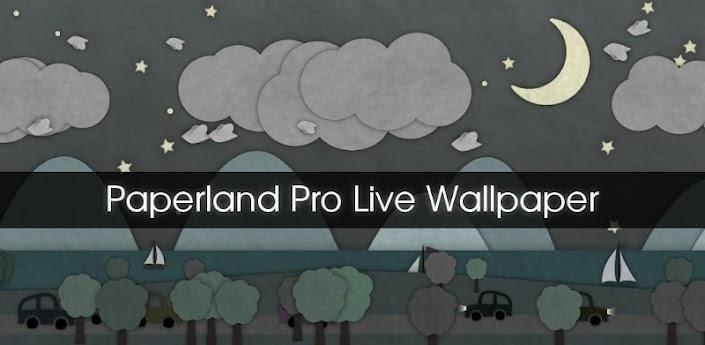 Paperland Pro Live Wallpaper V1 1 APK TODO PARA TU CELULAR GRATIS