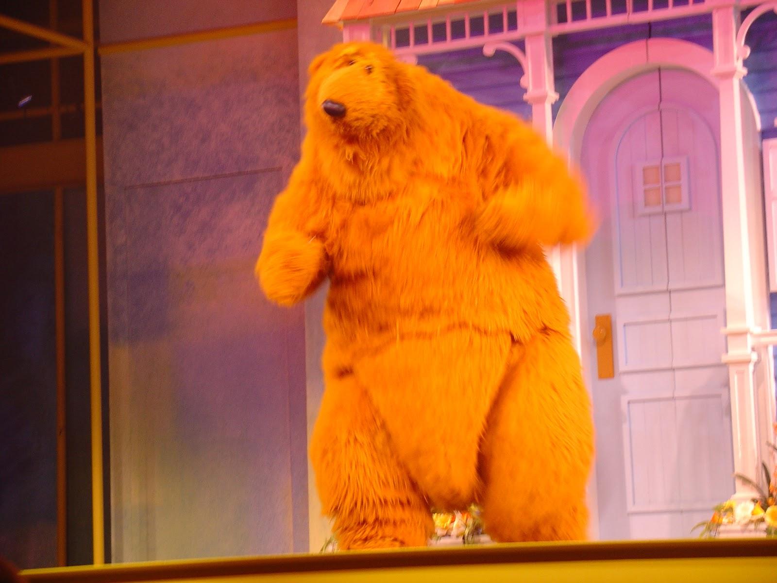 candoitmom blog flashback friday bear in the big blue house
